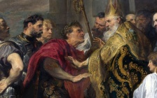 7 декабря - Амвросий Медиоланский, день памяти