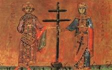 21 мая - Елена Равноапостольная, мать Константина