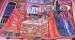 1 января - Обрезание и наречение Имени Господа
